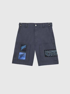 P-DUGA-SHO, Dark grey - Shorts