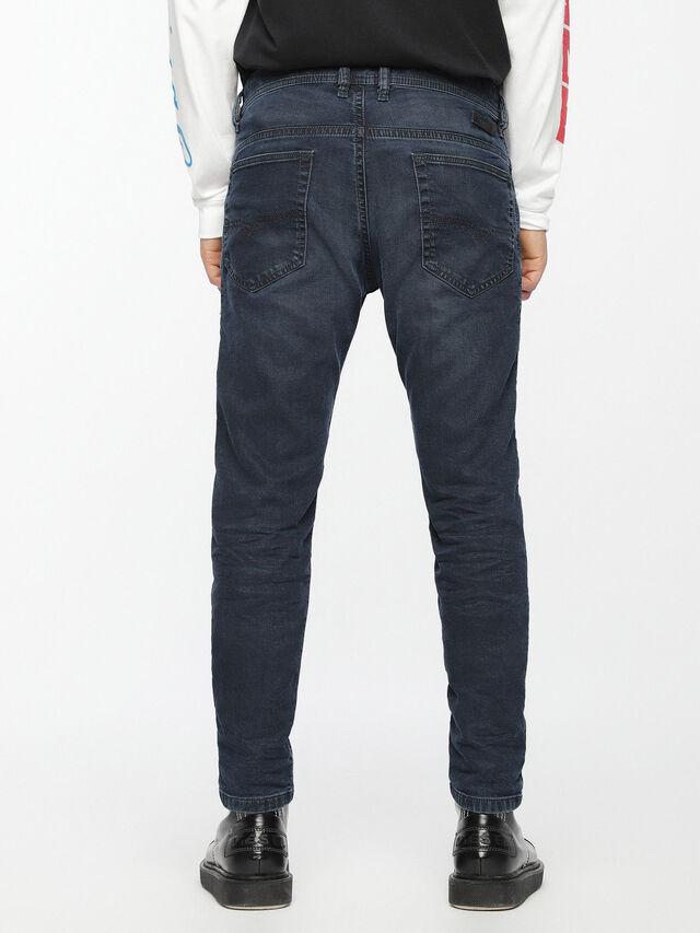 Diesel - Thommer JoggJeans 069AG, Dark Blue - Jeans - Image 2