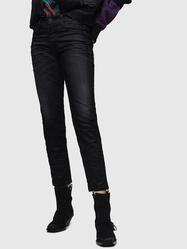 D-Rifty 0091I, Black/Dark grey - Jeans