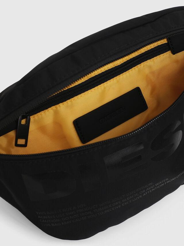 Diesel - F-SUSE BELT, Black - Crossbody Bags - Image 4