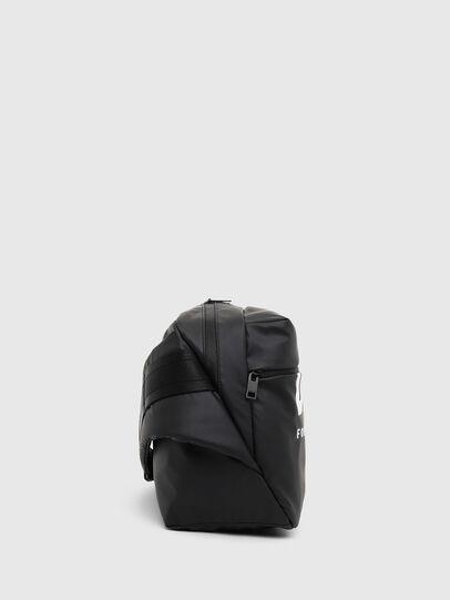 Diesel - F-BOLD CROSS II, Black - Travel Bags - Image 3