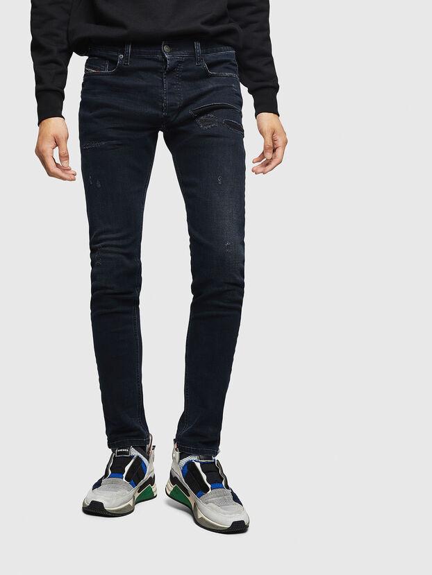 Tepphar 069GM, Black/Dark grey - Jeans