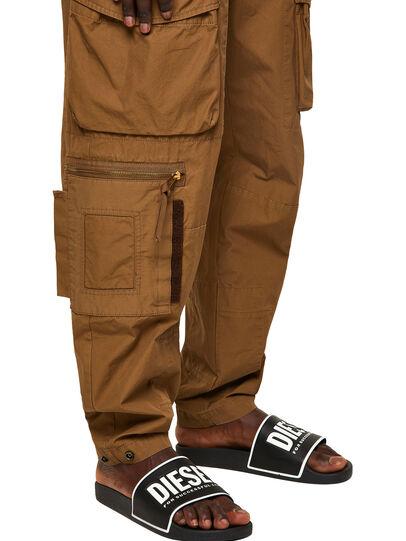 Diesel - P-GAGE, Light Brown - Pants - Image 5