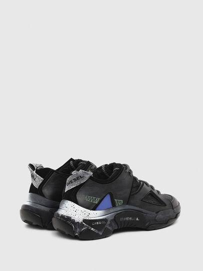 Diesel - S-KIPPER SP, Black - Sneakers - Image 3