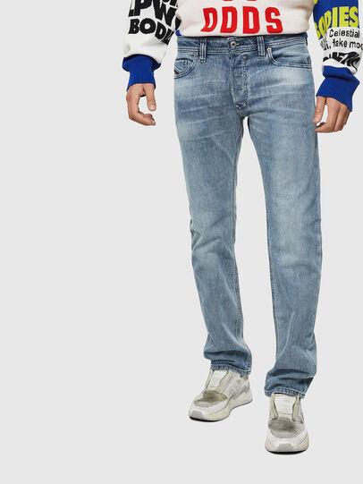 Diesel - Safado CN026, Light Blue - Jeans - Image 1