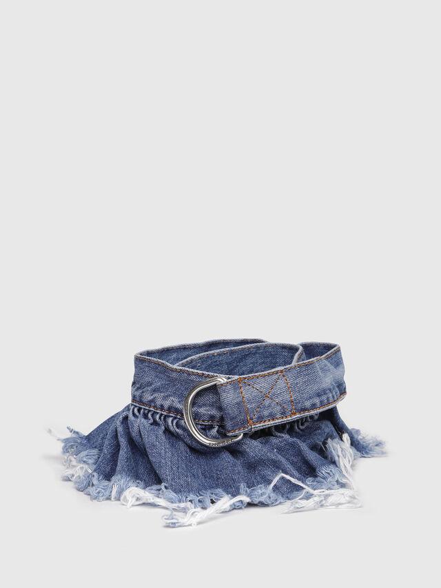 Diesel - B-RUFFLE, Blue Jeans - Belts - Image 1