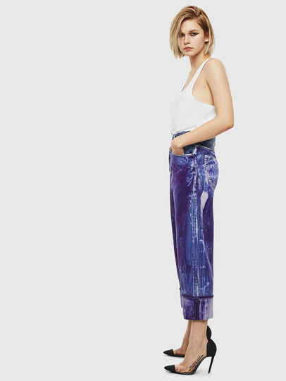 Diesel - D-Reggy 069NW, Medium blue - Jeans - Image 4
