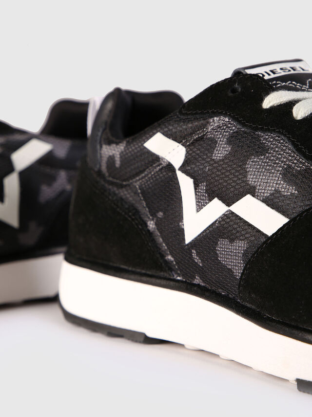 Diesel - RV, Black - Sneakers - Image 6