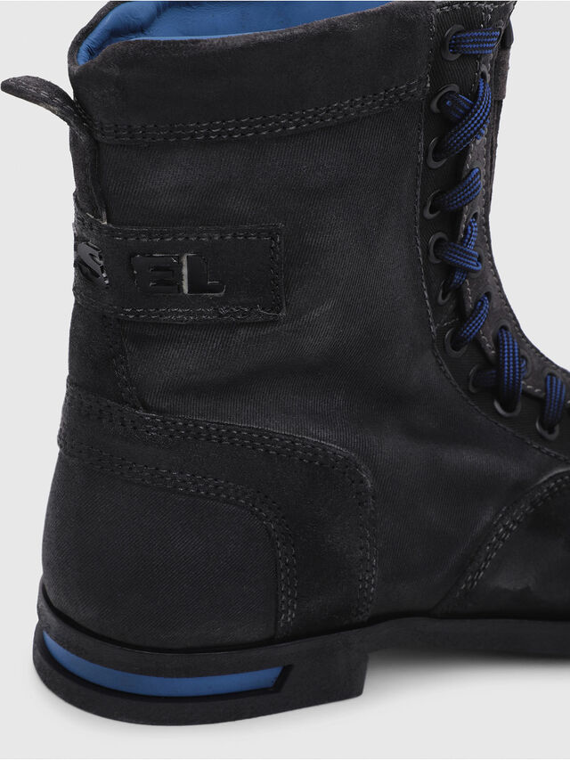 Diesel - D-OGTAG OXB, Anthracite - Boots - Image 5