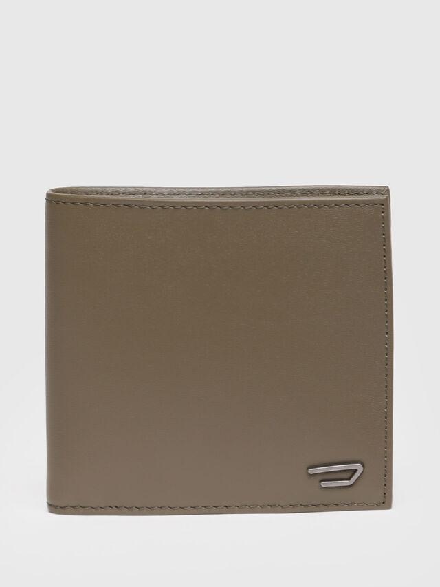 Diesel - HIRESH S, Ecru - Small Wallets - Image 1