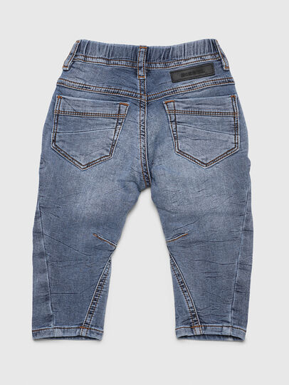 Diesel - FAYZA JOGGJEANS B-N, Light Blue - Jeans - Image 2