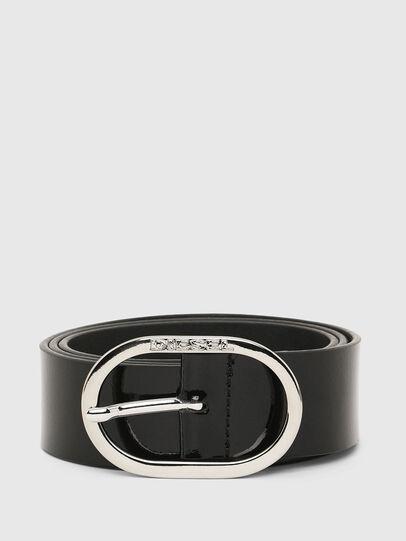 Diesel - B-ELLY, Black - Belts - Image 1