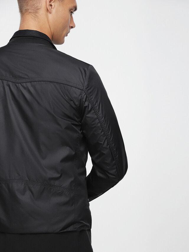 Diesel - J-MIRIKO, Black - Jackets - Image 4