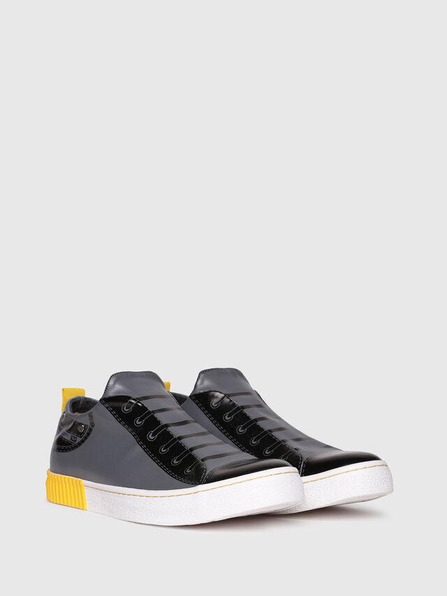 Diesel - S-DIESEL IMAGINEE LOW, Dark grey - Sneakers - Image 2