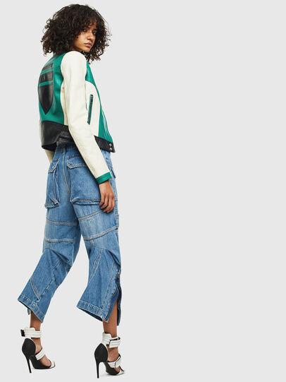 Diesel - DE-MIRY, Blue Jeans - Pants - Image 4
