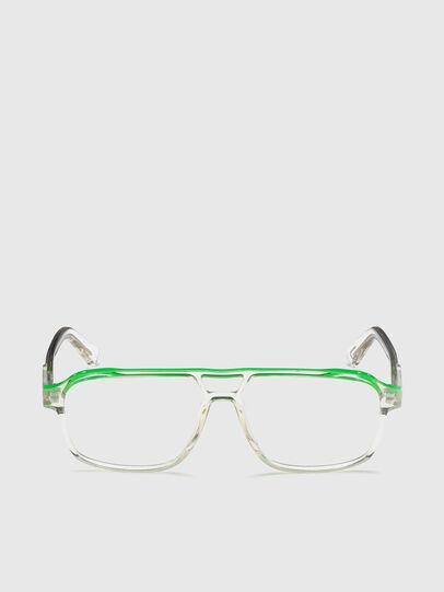 Diesel - DL5309, Green - Eyeglasses - Image 1