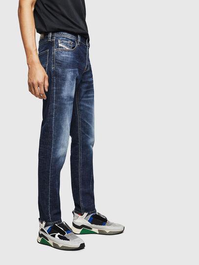 Diesel - Larkee-Beex 083AU, Dark Blue - Jeans - Image 5