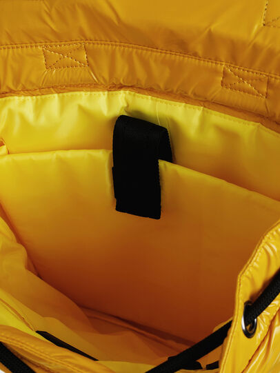 Diesel - VOLPAGO BACK, Yellow - Backpacks - Image 5