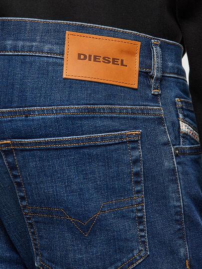 Diesel - D-Yennox 009NN, Dark Blue - Jeans - Image 3