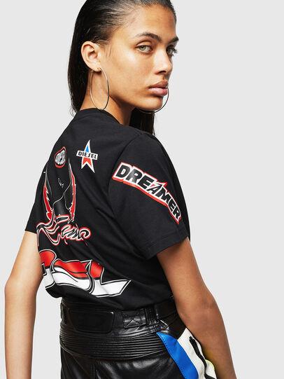 Diesel - ASTARS-T-DIEGO-FL,  - T-Shirts - Image 5