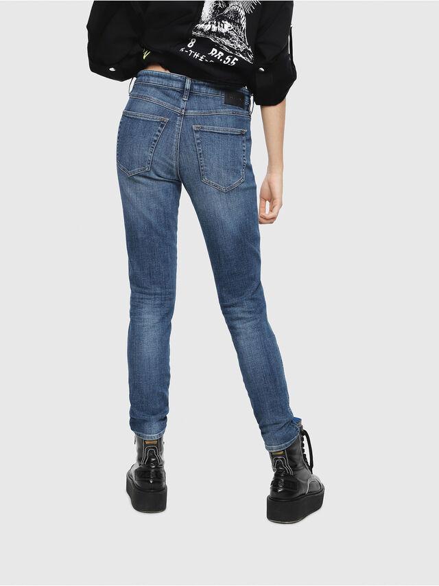 Diesel - Babhila 082AB, Medium blue - Jeans - Image 2