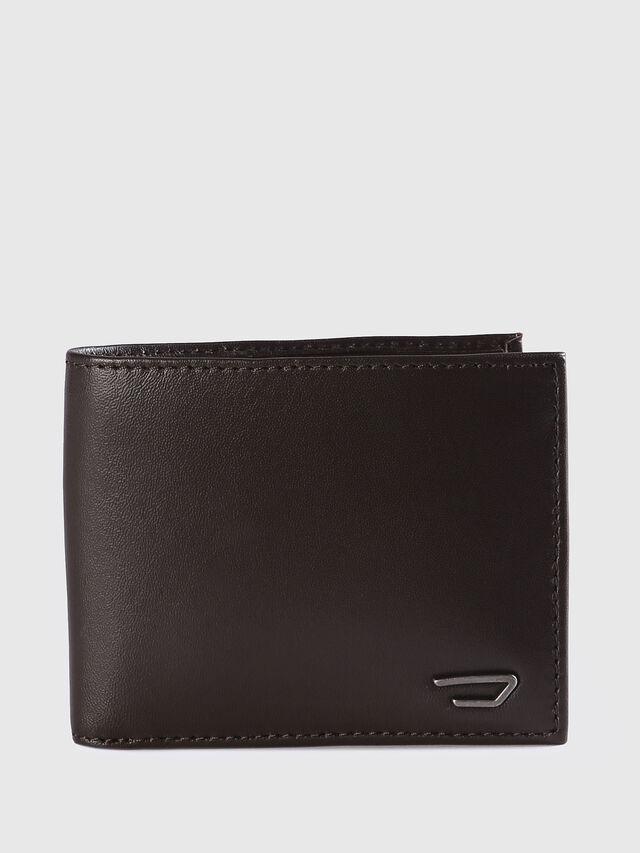 Diesel - NEELA XS, Dark Brown - Small Wallets - Image 1