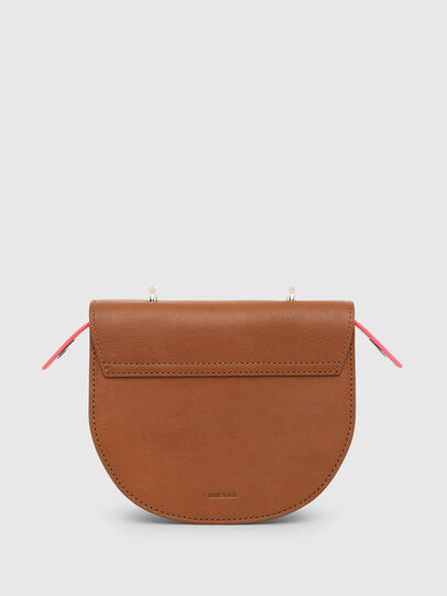 Diesel - MAGGIE, Light Brown - Crossbody Bags - Image 2