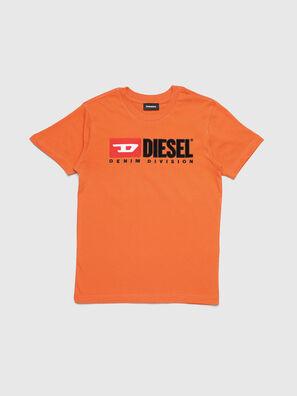 TJUSTDIVISION, Orange - T-shirts and Tops