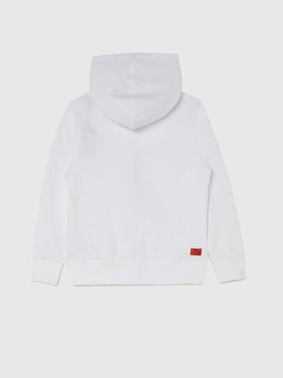 Diesel - UMLT-SBRANDONZ, White - Underwear - Image 2
