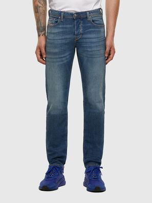 Larkee-Beex 009DB, Medium blue - Jeans