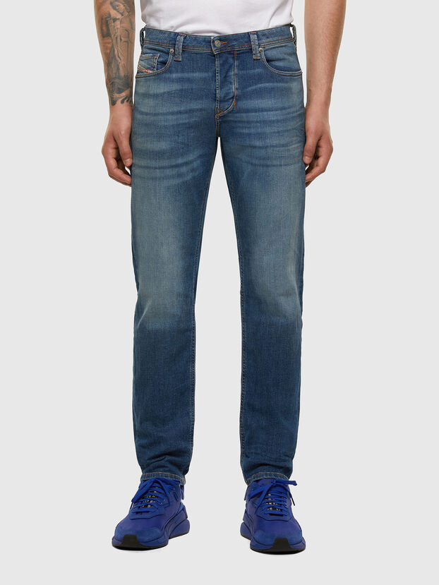 Larkee-Beex 009DB, Medium blue - Jeans