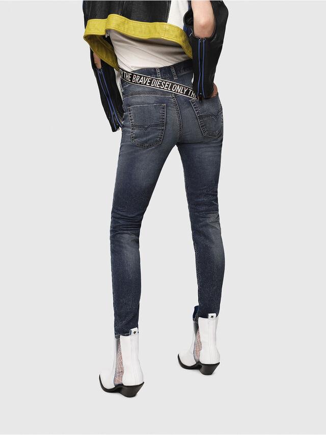 Diesel - Krailey JoggJeans 069FG, Medium blue - Jeans - Image 2