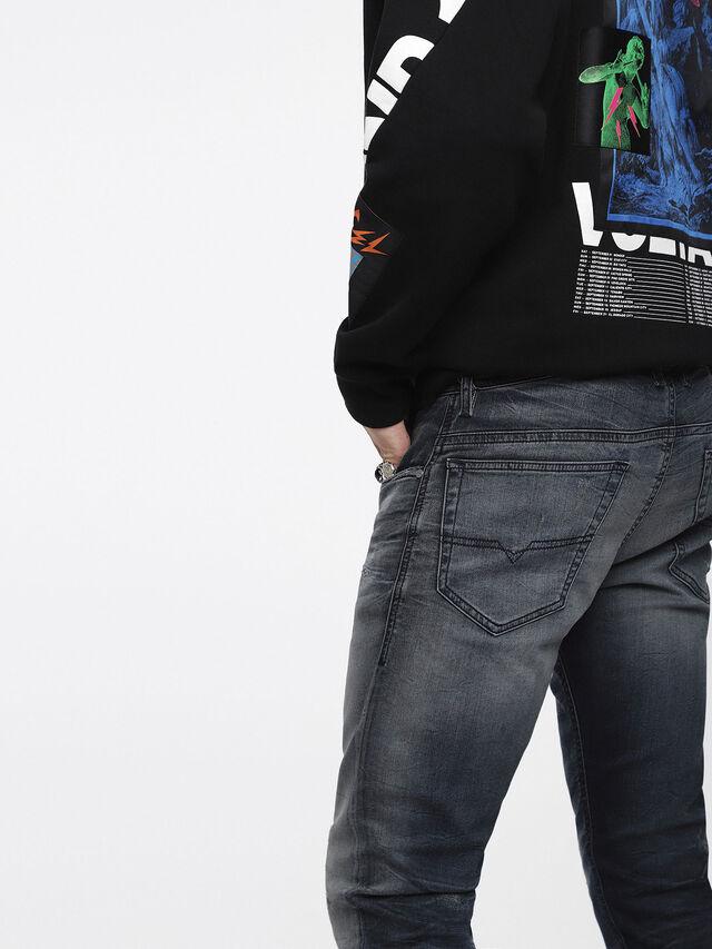 Diesel - Thommer JoggJeans 069BC, Dark Blue - Jeans - Image 6