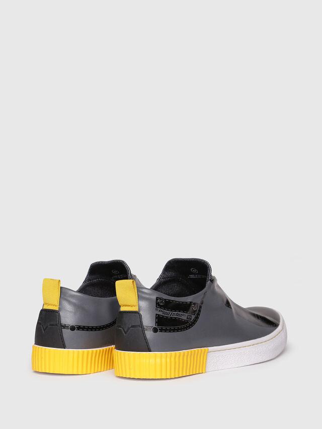 Diesel - S-DIESEL IMAGINEE LOW, Dark grey - Sneakers - Image 3