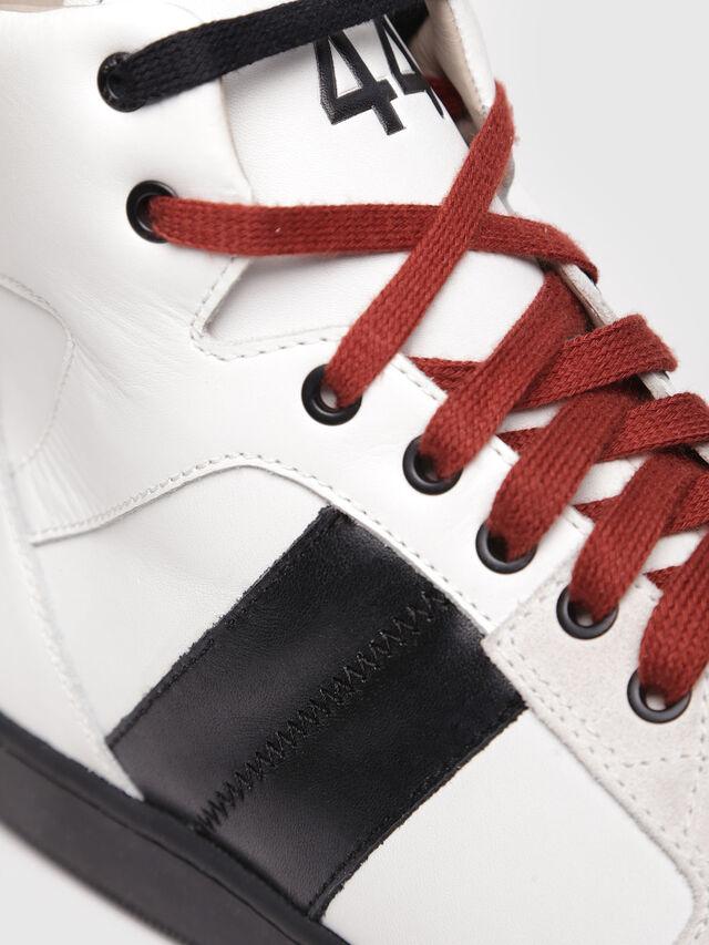 Diesel - S-MILLENIUM MC, White/Black - Sneakers - Image 4