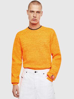 K-SPECIALS, Orange - Knitwear