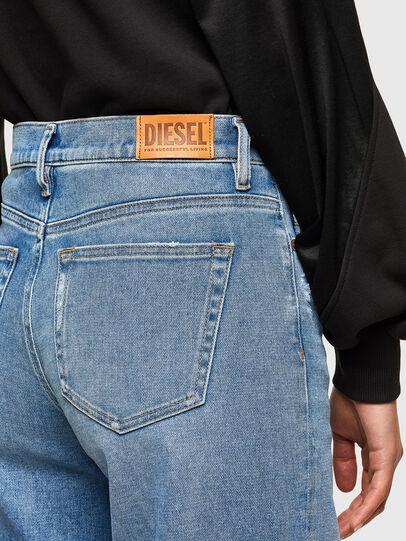 Diesel - D-Akemi 009EU, Light Blue - Jeans - Image 4