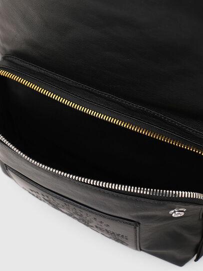 Diesel - TROPHY, Black - Backpacks - Image 4