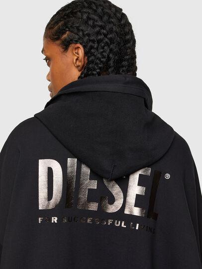 Diesel - F-BILLY-LOGO, Black - Sweaters - Image 4