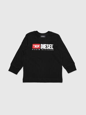 TJUSTDIVISIONB ML-R, Black - T-shirts and Tops