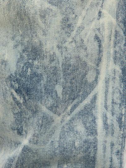 Diesel - D-Strukt 009FM, Light Blue - Jeans - Image 5
