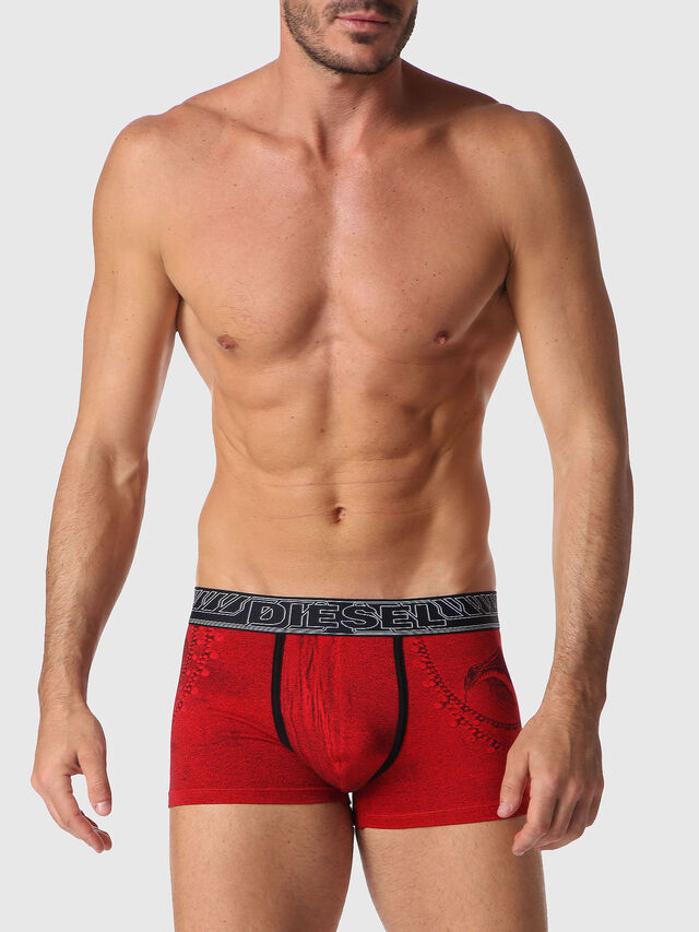 Diesel - UMBX-DAMIEN, Red/Blue - Trunks - Image 1