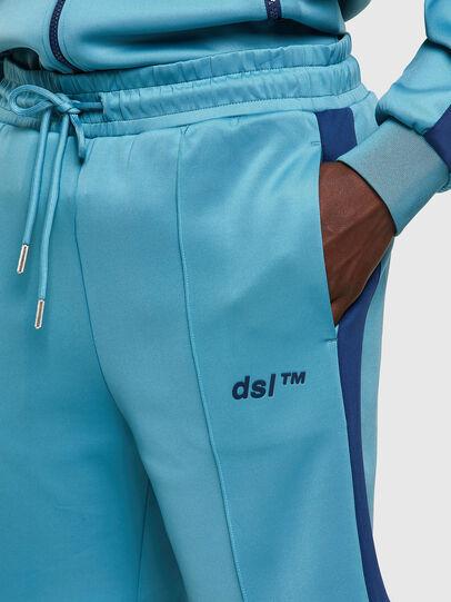 Diesel - P-KURLY, Light Blue - Shorts - Image 3