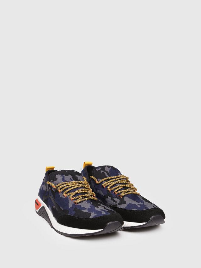 Diesel - S-KBY, Grey/Blue - Sneakers - Image 2