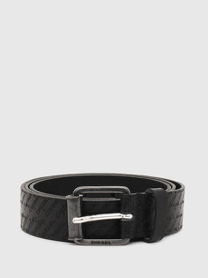 B-ZENO, Black - Belts