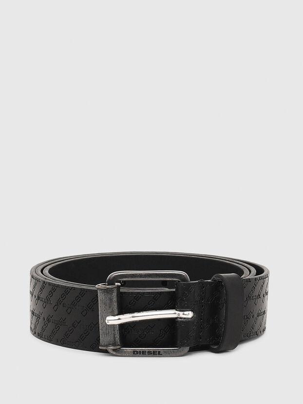 B-ZENO, Black - Belts