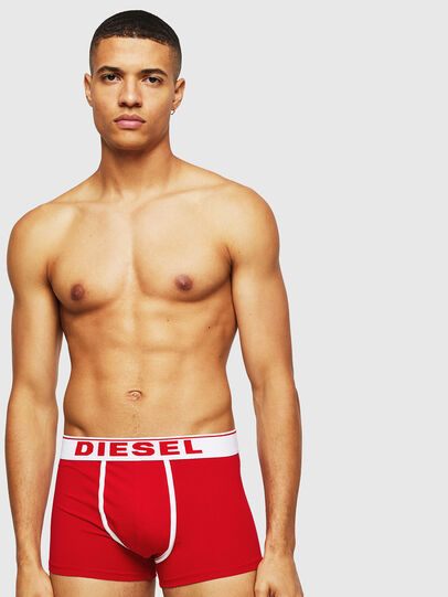Diesel - UMBX-DAMIEN, Red - Trunks - Image 1