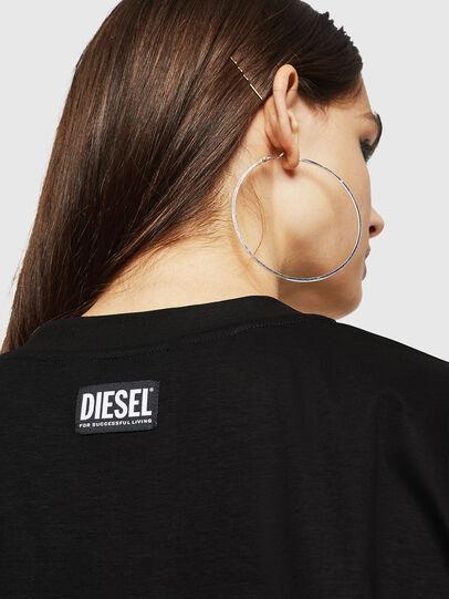 Diesel - D-FELIXER, Black - Dresses - Image 3