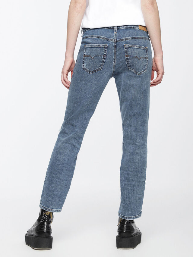 Diesel - Belthy 084UV, Light Blue - Jeans - Image 2