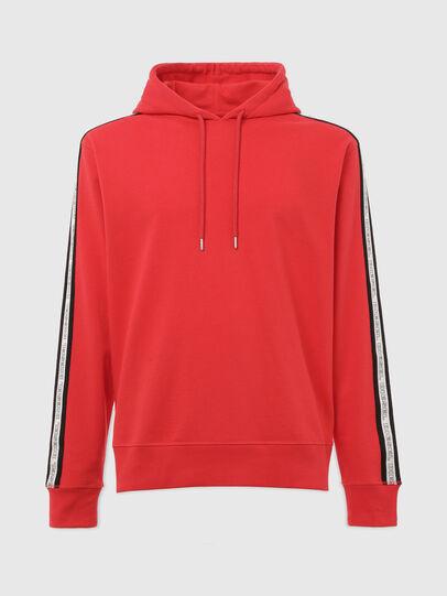 Diesel - UMLT-BRANDON, Red - Sweaters - Image 1